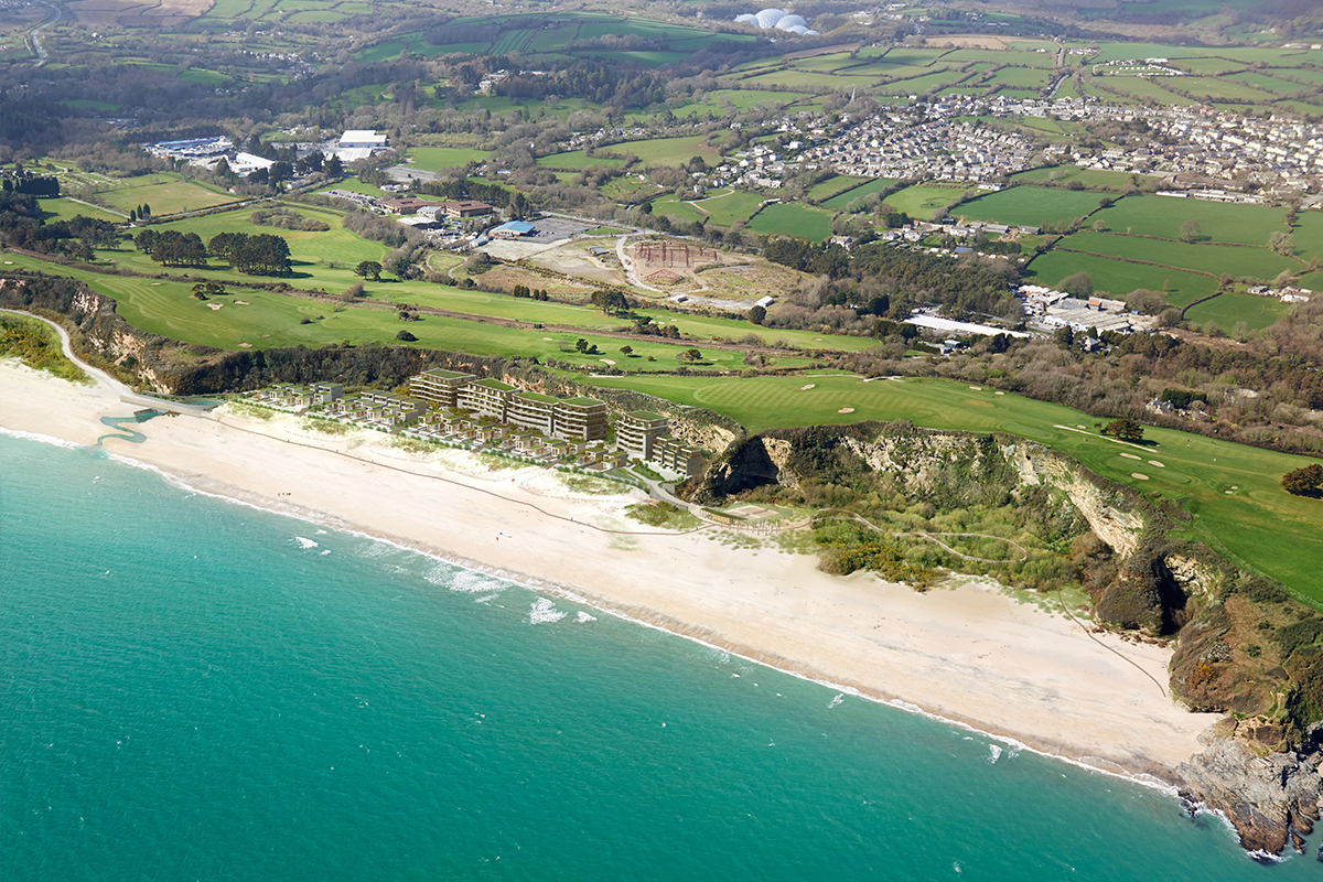 The Beach @ Carlyon Bay, St Austell