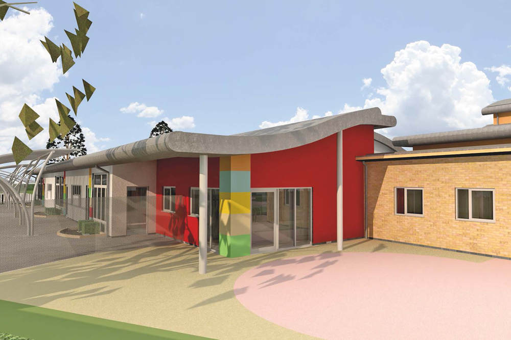Longford Primary Academy, Gloucester