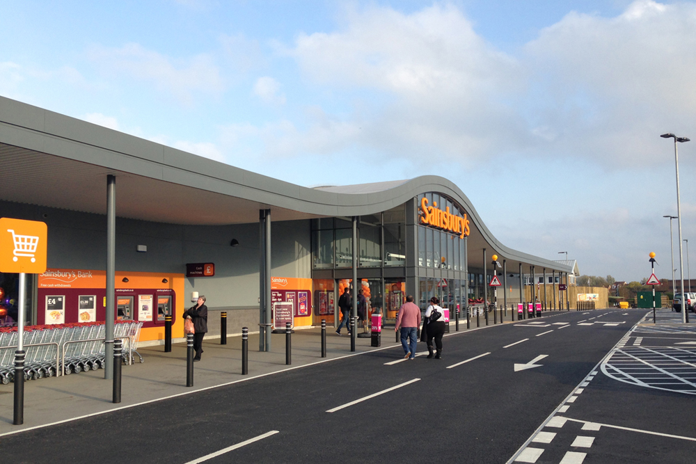 Sainsbury's Superstore, Portishead