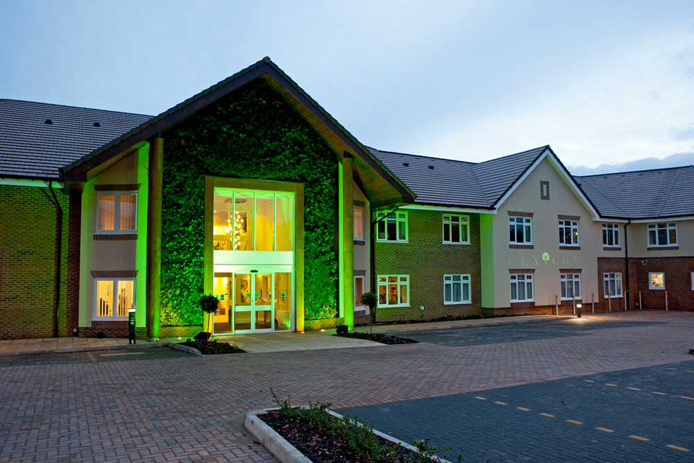 Green Tree Court Care Home, Exeter