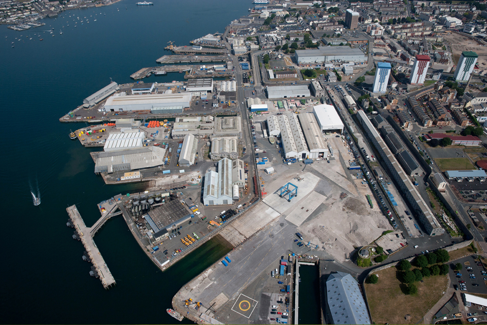 South Yard Regeneration, Plymouth