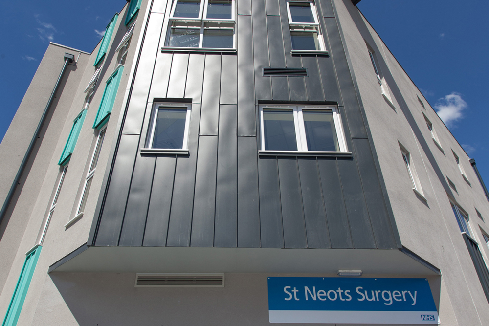 St Neots Doctors Surgery, Plymouth
