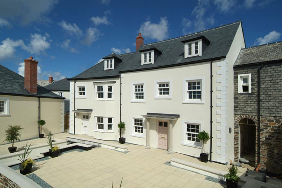 Belvedere, Truro - Residential Housing Development