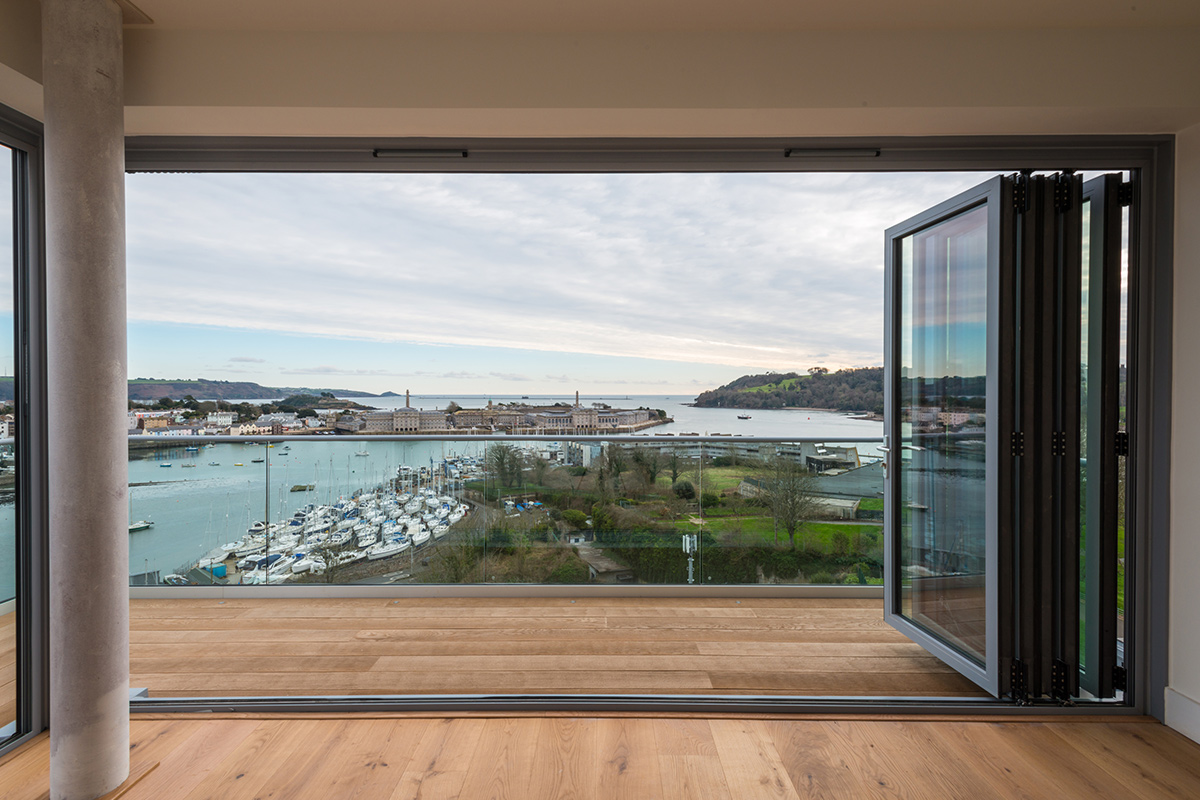 Mount Wise, Plymouth - Quantity Surveying