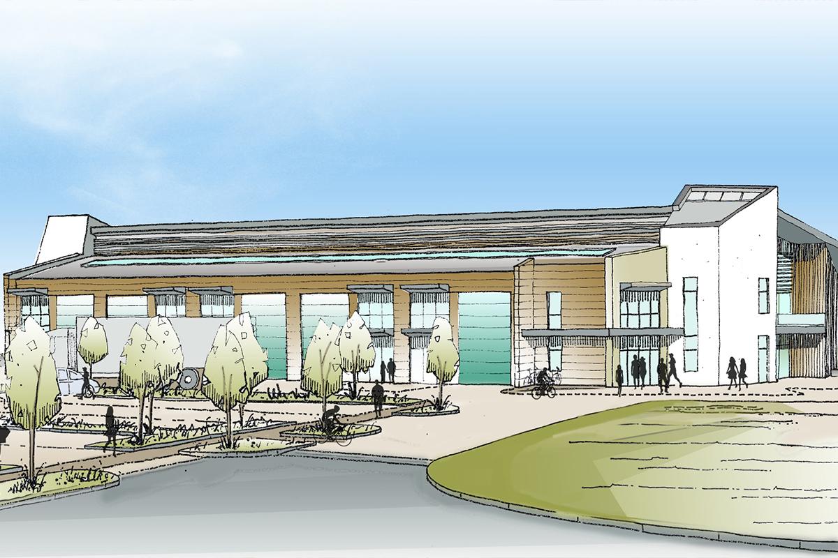 Carluddon Technology Park, St Austell