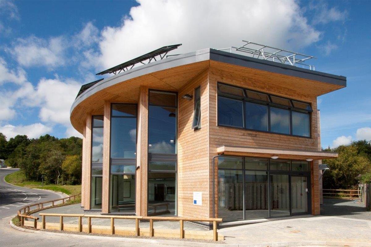 Green Build Hub, St Austell