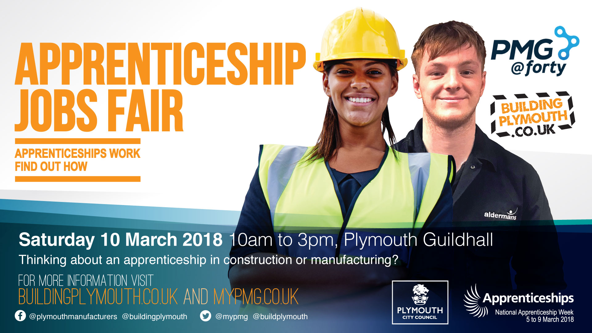 Apprentices Fair - Building Plymouth