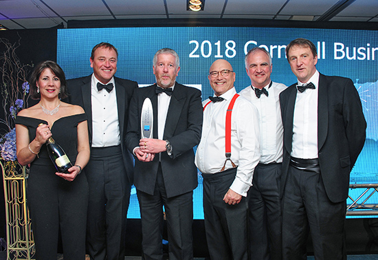 Cornwall Business Awards