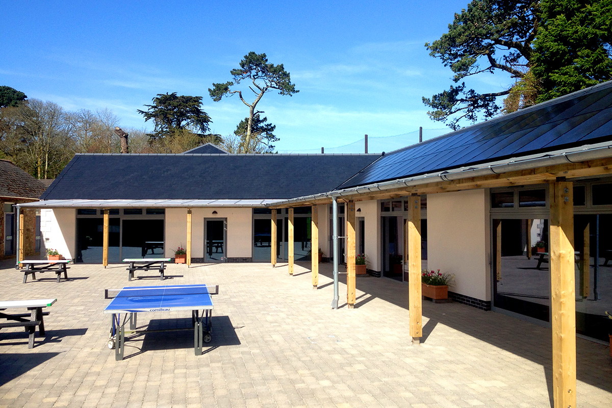Truro Prep School, Cornwall
