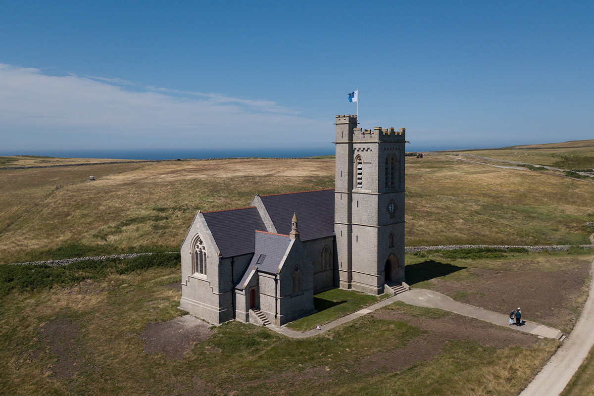 St Helens Centre, Lundy Island
