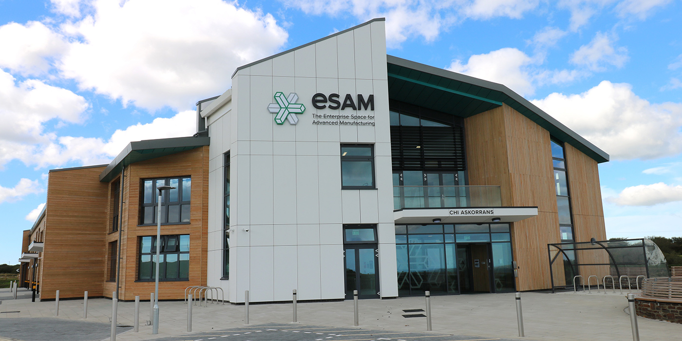 ESAM Homepage
