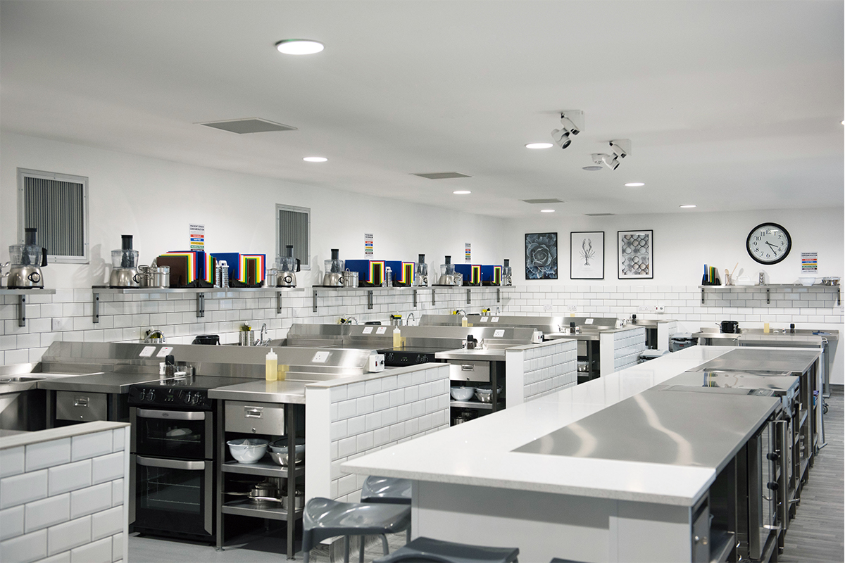 New Cookery School - Project Management