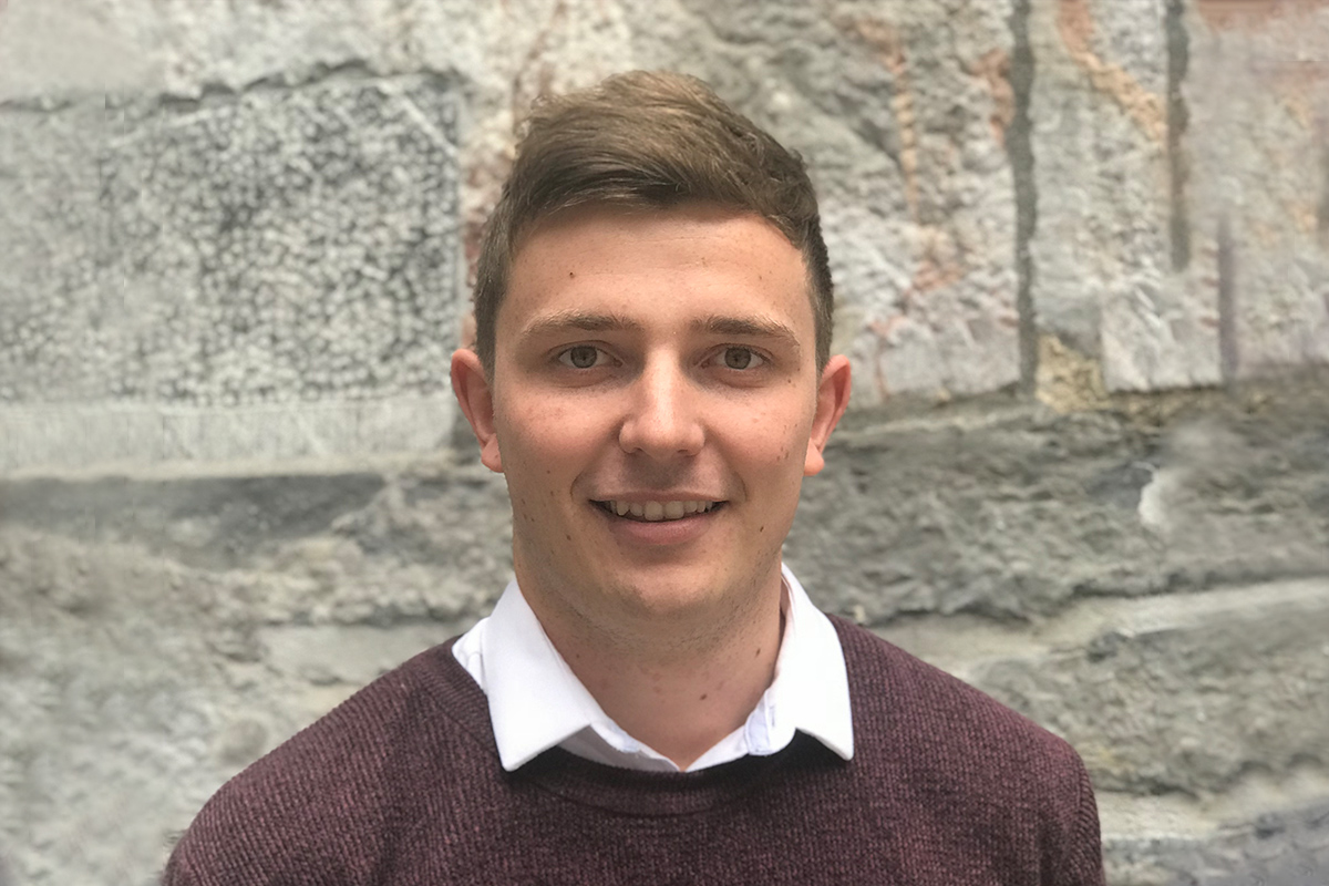 Harrison Stone, Assistant Quantity Surveyor, Plymouth